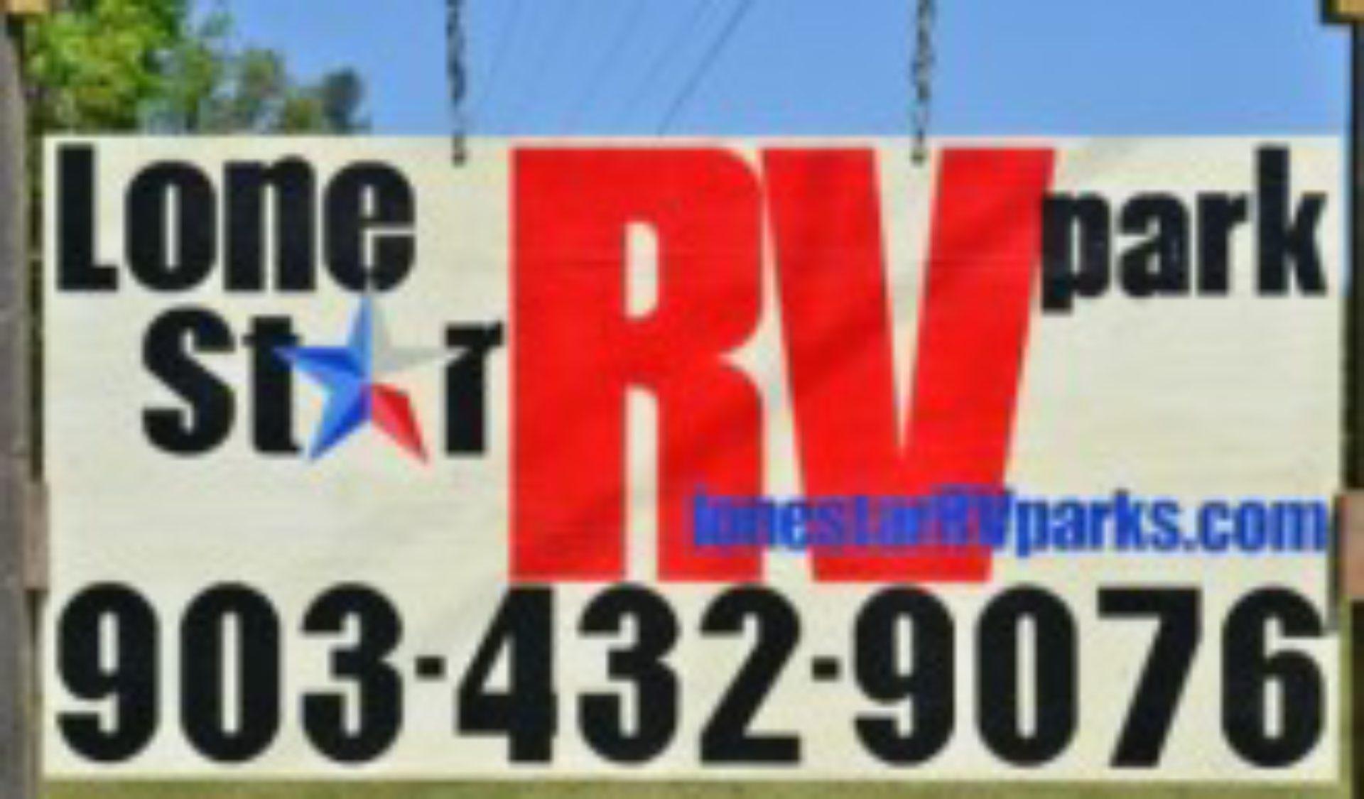 Seven Points Lonestar RV Park – 903.432.9076