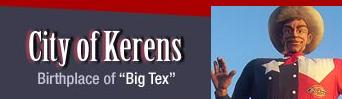 kerens_texas_logo